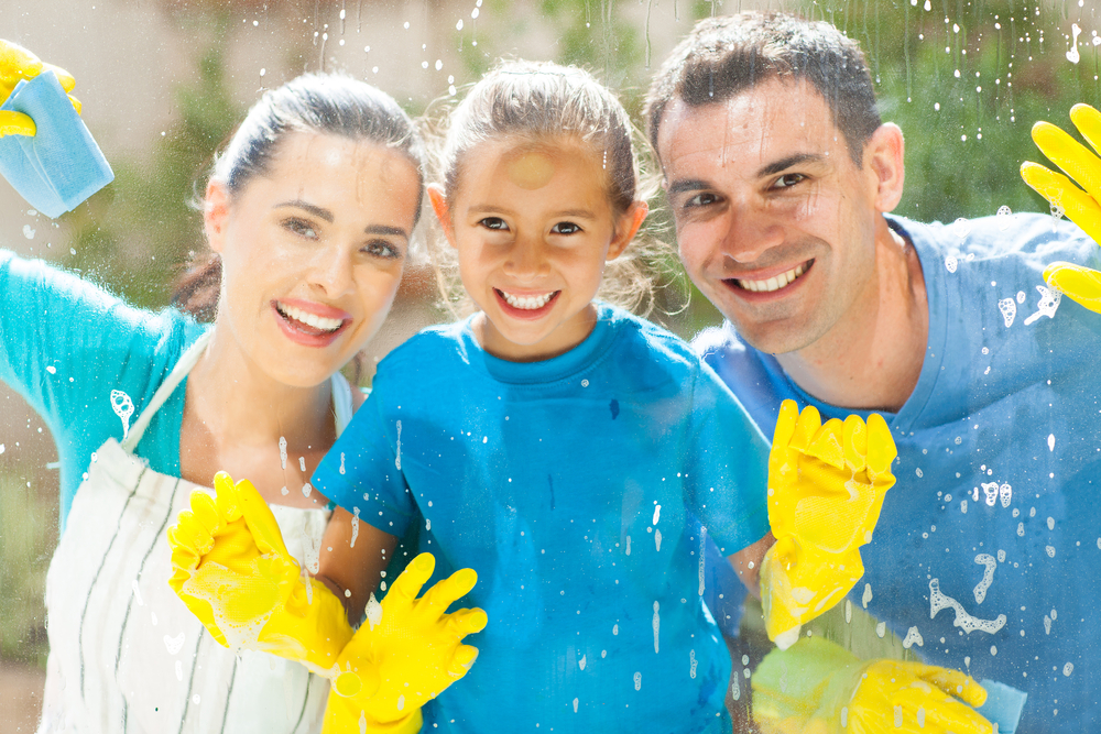 Guidelines for Organizing a Family Cleaning Day
