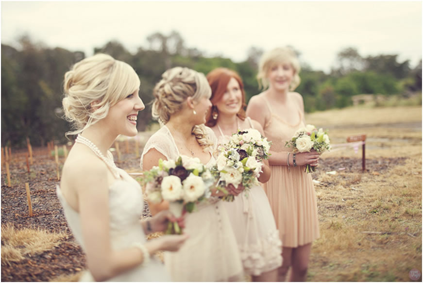Looking for a unique wedding style – head to beautiful organic farms2